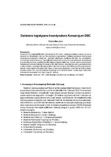 Polskie Biblioteki Cyfrowe 2009. Materiały z konferencji