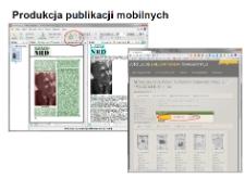 Metody prezentacji publikacji cyfrowych: doświadczenia, problemy, perspektywy. Formaty mobilne