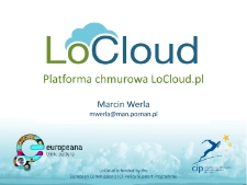 Platforma chmurowa LoCloud.pl